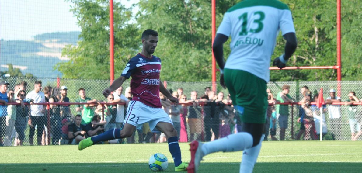 Clermont - ASSE  (1-1): revoir le match en vidéo