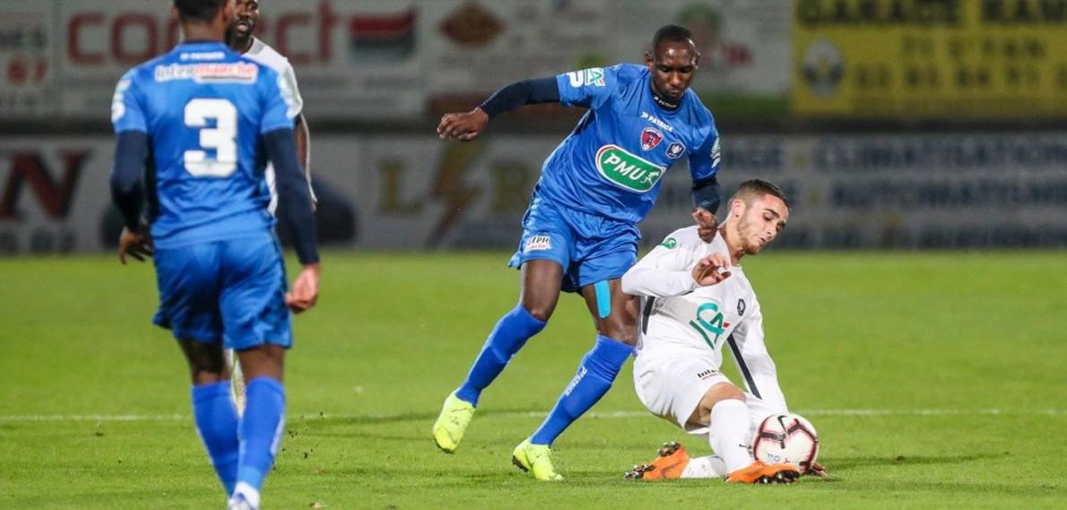 Coupe de France: Clermont en 32èmes