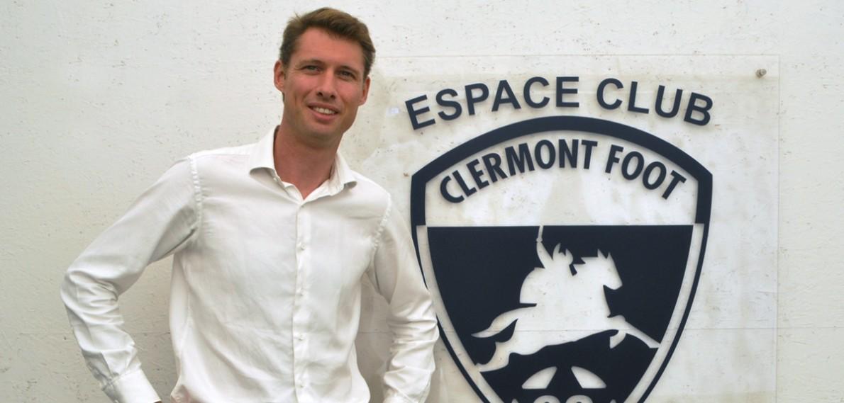 François Ligny, nouveau Directeur Général du Clermont Foot 63