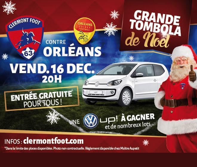 Le Noël du Clermont Foot