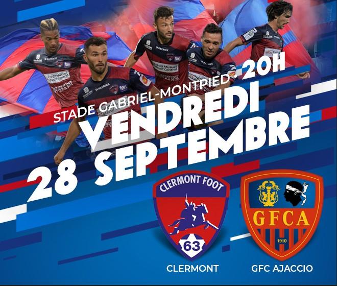 Clermont - GFCA: Infos Billetterie