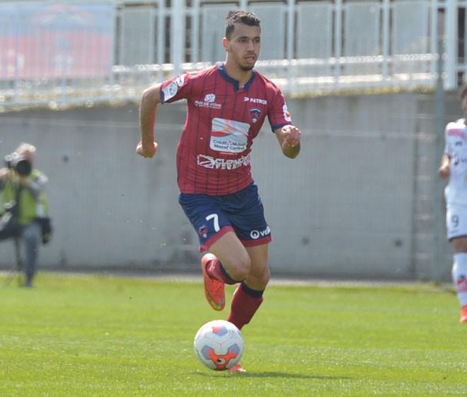 Farid Boulaya transféré au SC Bastia
