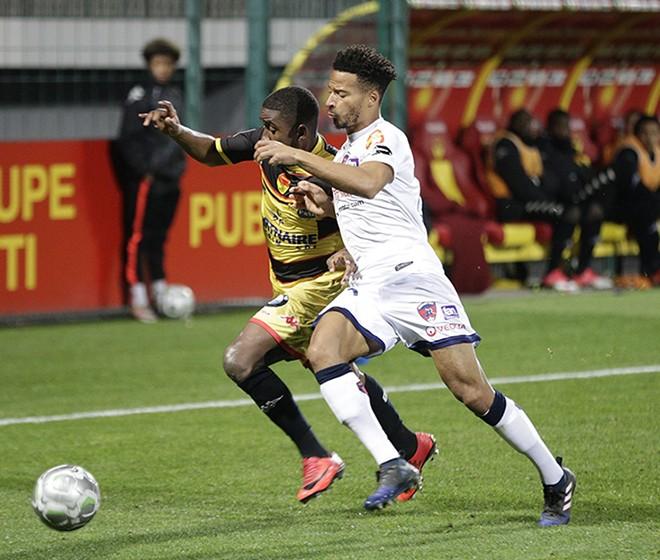 Orléans - Clermont : 1-2