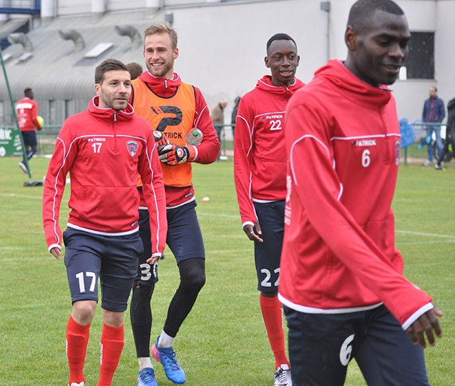 Riom accueille le Clermont Foot 63