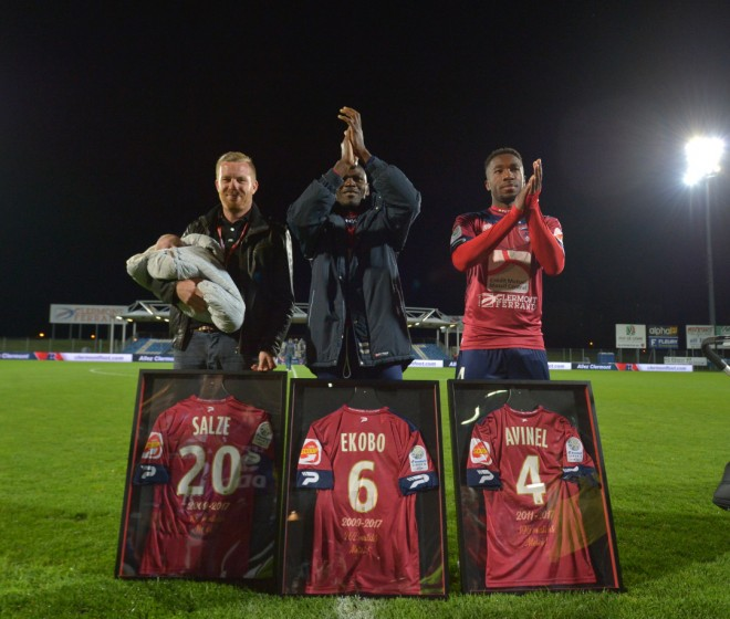 Clermont - VAFC : 1-0