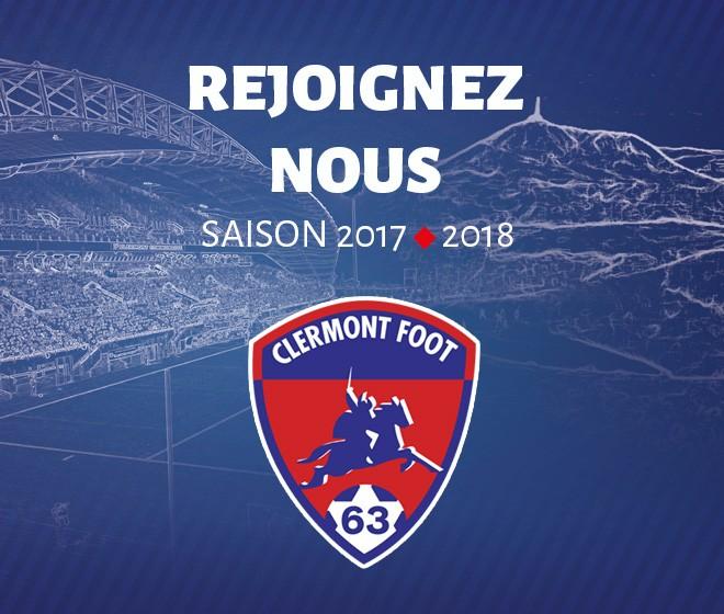 Abonnements Grand Public - Saison 2017/2018