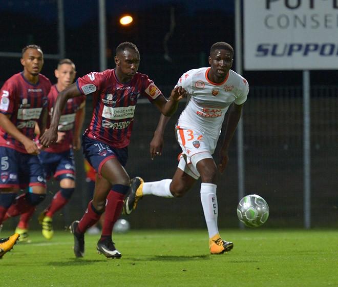 Clermont - Lorient : 0-2