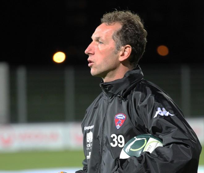 Jean-Noël Cabezas quitte le Clermont Foot 63