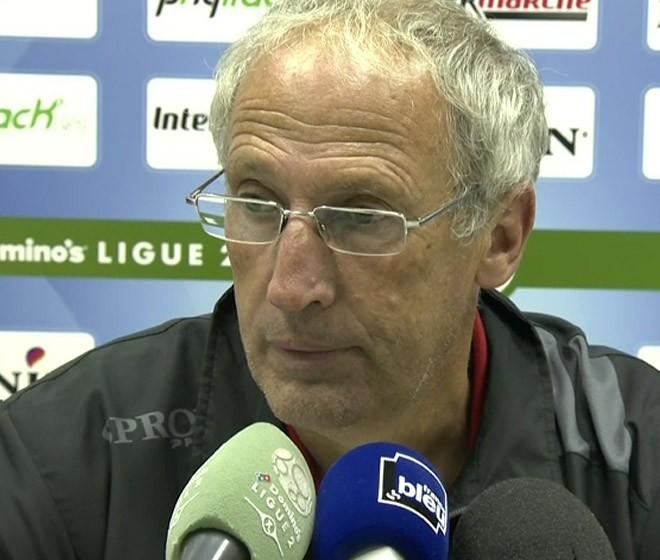 Châteauroux - Clermont: réactions des coachs