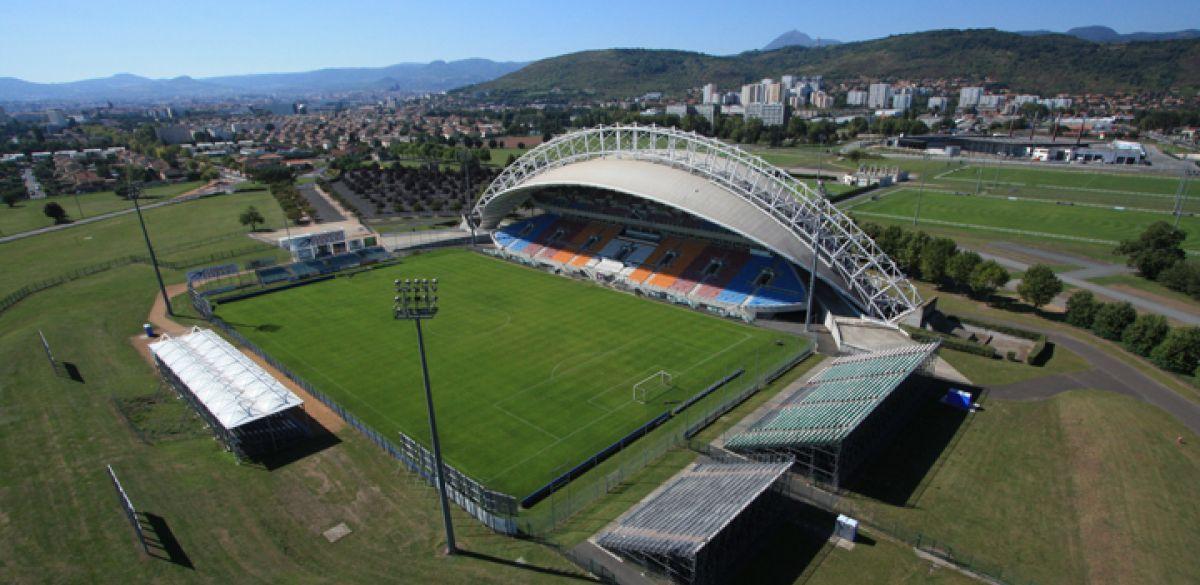 RAS pour la pelouse du stade Gabriel-Montpied