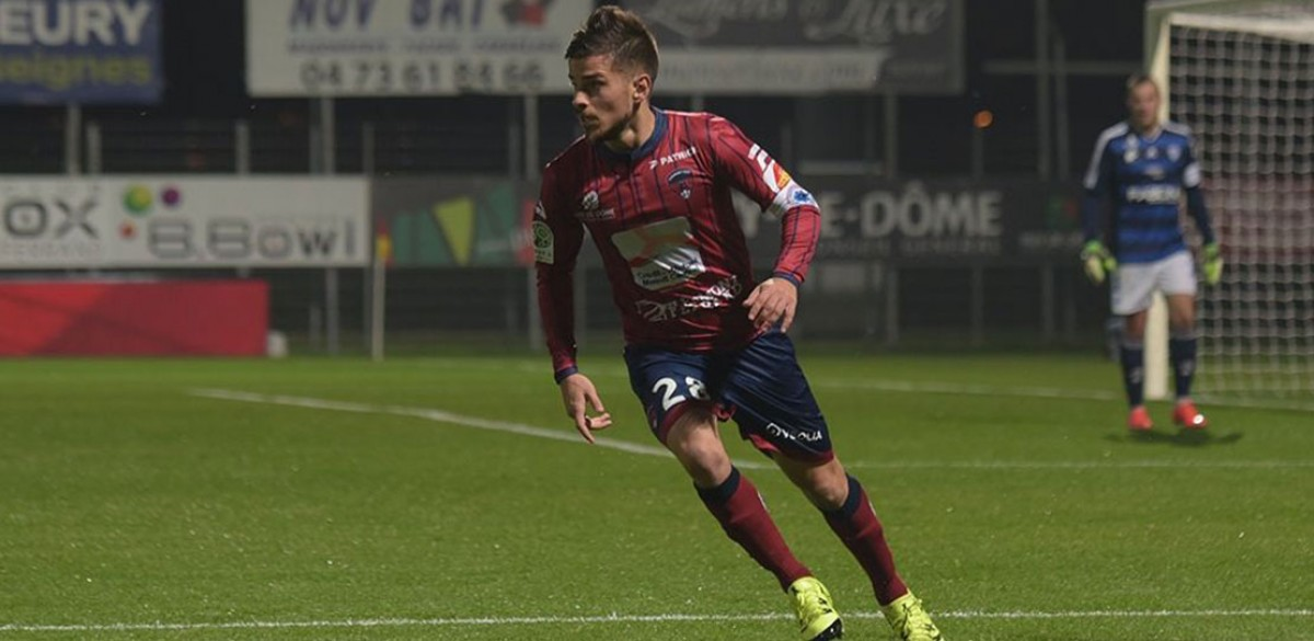 enzo reale quitte le clermont foot 63 clermont foot 63. Black Bedroom Furniture Sets. Home Design Ideas