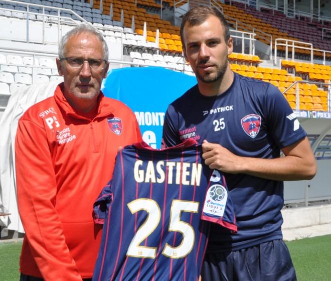 Johan Gastien, quatrième recrue !