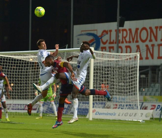 Clermont - Strasbourg: 0-0