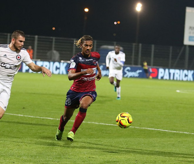 Clermont - Red Star : 0-0