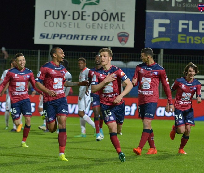 Clermont - Valenciennes : l'album photos