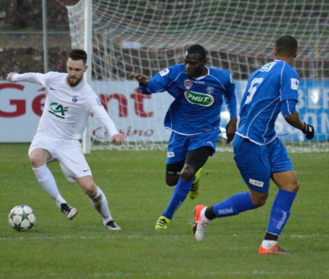 Coupe de France: Clermont qualifié pour les 32èmes