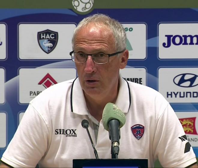 Le Havre - Clermont: réactions des coachs