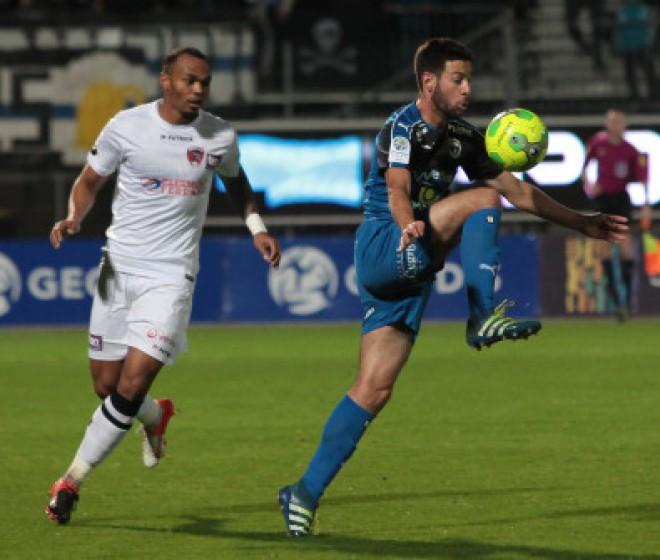 Niort - Clermont: 2-1