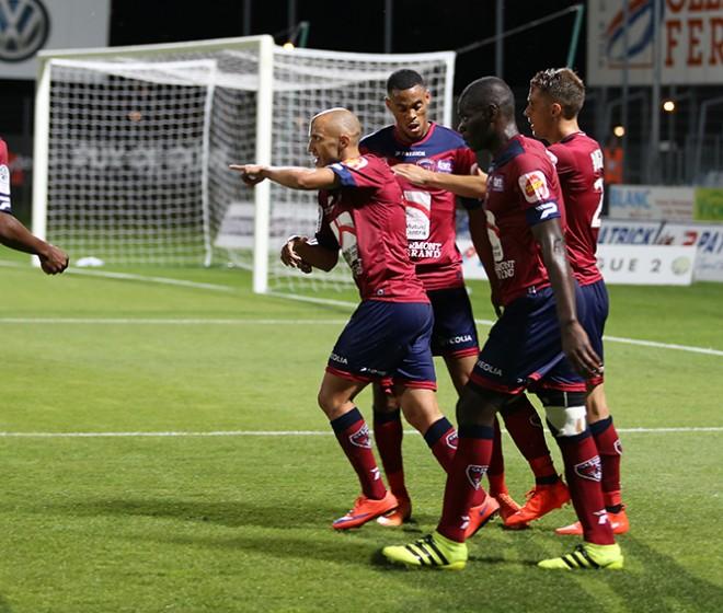 Clermont - AC Ajaccio : 2-1