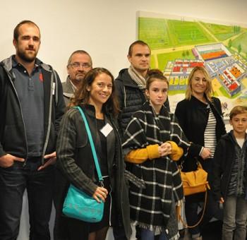 Emission du 23/11/17 sur la Soirée Partenaires au Centre de Formation