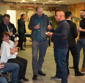 Nouveau succès pour la soirée œnologique du Club Entreprises