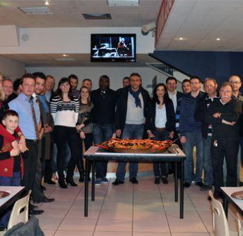 Club Entreprises : soirée Open PSG / Valence