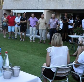 Le Club Entreprises en visite à Mende