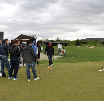 Journée Partenaires au golf de Riom