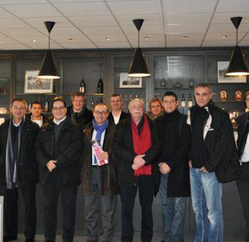 Le Club Entreprises en déplacement à Châteauroux