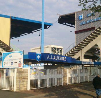 Club Entreprises : Déplacement à Auxerre