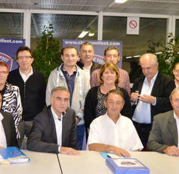Gilles Philippe élu président du Club Entreprises