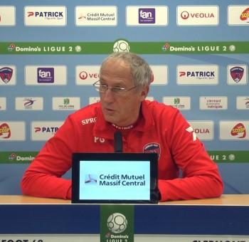 Nîmes - Clermont: l'avant-match avec Pascal Gastien