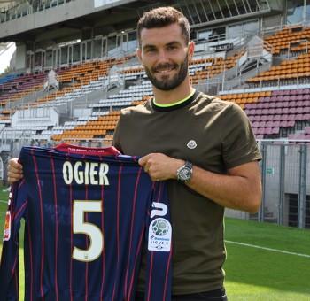 Florent Ogier, nouveau renfort défensif !