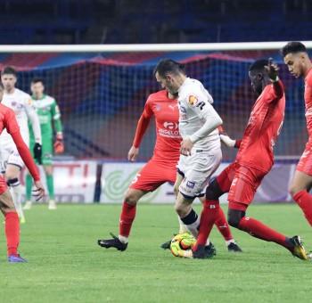 Béziers - Clermont : 1-1