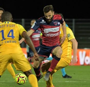 Clermont - Grenoble: 1-1
