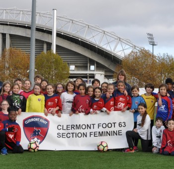 Le Clermont Foot 63 au service de la mixité sportive