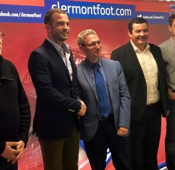 Le Clermont Foot 63 et l'Université Clermont Auvergne, unis pour la performance