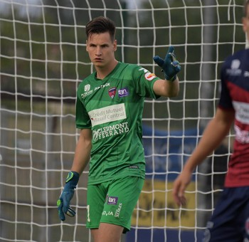 Rémy Desscamps sélectionné avec l'équipe de France Espoirs
