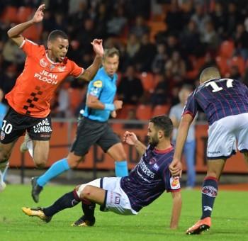 Lorient - Clermont : 0-0