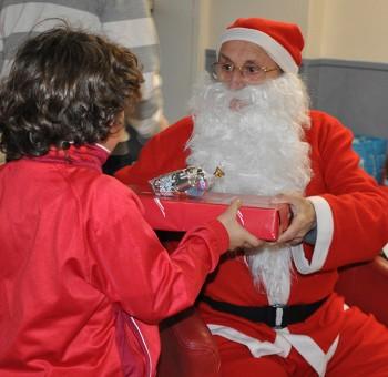 Arbre de Noël du Clermont Foot 63