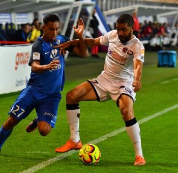 Grenoble - Clermont : 1-0