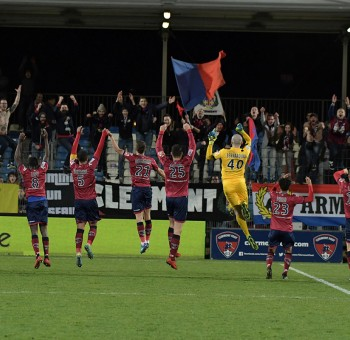Clermont - Nancy : l'album photos
