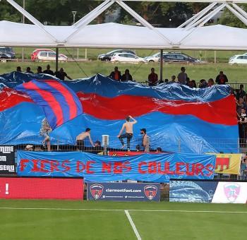 Clermont - Paris FC : la der' en images