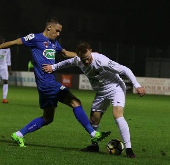 Moulins Yzeure - Clermont: 1-0