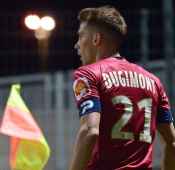 Rémy Dugimont transféré à l'AJ Auxerre