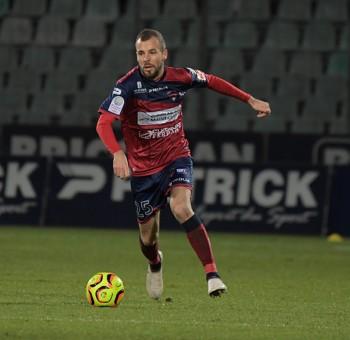 Clermont - Lorient : 0-1