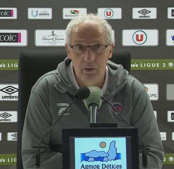 Guingamp - Clermont: réactions des coachs