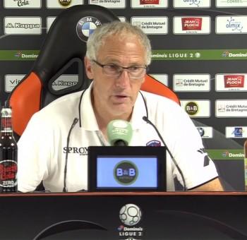 Lorient - Clermont: réactions des coachs
