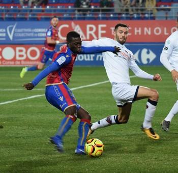 GFC Ajaccio - Clermont : 0-3