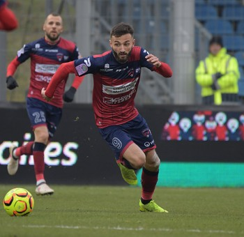 Troyes - Clermont: le groupe clermontois